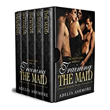 Training the Maid: The Complete Series Books 1-5: A Bisexual Victorian Menage Erotica Box Set (The Harem of Lord and Lady Harcourt Book 6)