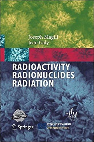 Radioactivity · Radionuclides · Radiation