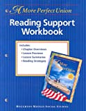 HMSS Reading Support Workbook, Level 8, , 0395947022