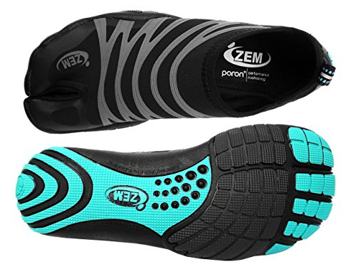 Men's Mens Terraxt Blk Ninja 7 pewter 6 Women's Toe womens Split Uqqn0d
