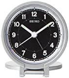 Seiko QHT011ALH Travel Analog Clock