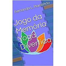 Jogo da Memória Yoga Divertida (Portuguese Edition)