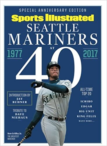 731d573915 SPORTS ILLUSTRATED Seattle Mariners at 40 - Ken Griffey Jr. Cover: Sports  Illustrated - 2017-3-17 SIP, Meredith: 9781683308003: Amazon.com: Books