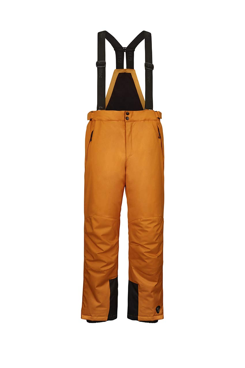 Moutarde 3XL Killtec Gauror Pantalon de Ski Homme