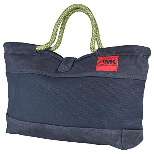 Mountain Khakis Unisex Mini Market Tote: Handy Sachel Size Bag, Navy, One Size ()