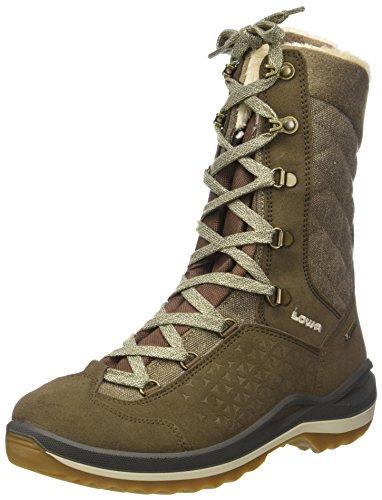 Lowa Barina II GTX WS, Stivali da Escursionismo Donna Marrone (Olive)