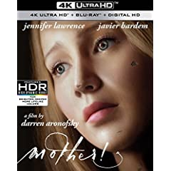 mother! arrives on Blu-ray and 4K Ultra HD December 19th and on Digital HD December 5th from Paramount