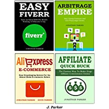 ONLINE EMPIRE (4 in 1 Business Bundle): ALIEXPRESS TRAINING, ARBITRAGE EMPIRE, AFFILIATE QUICK BUCK & FIVERR FREELANCING