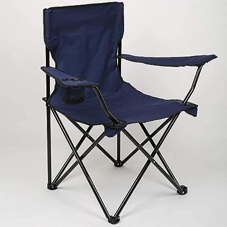 Aoyo Grande chaise de pêche pliante en acier inoxydable avec