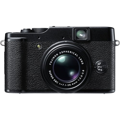 Fujifilm X10 12 MP EXR CMOS Digital Camera with f2.0-f2.8 4x Optical Zoom Lens and 2.8-Inch LCD by Fujifilm