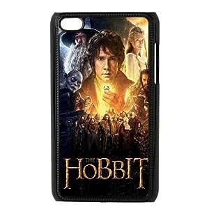 The Hobbit Ipod Touch 4 Case Black WON6189218992261