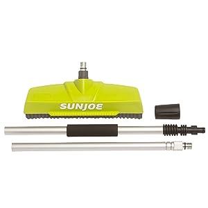 Sun Joe PWB1 Power Scrubbing Broom for SPX Series Pressure Washers