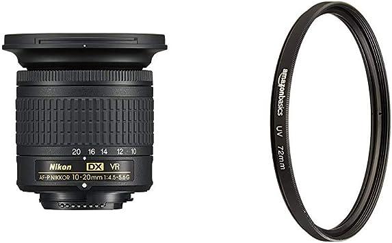Nikon Af P Dx Nikkor 10 20 Mm 1 4 5 5 6g Vr Lens Black Camera Photo