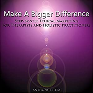 Make a Bigger Difference Audiobook