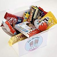 """Caja Regalo Chocolatinas """"Choco"""": Amazon.es: Alimentación y bebidas"""