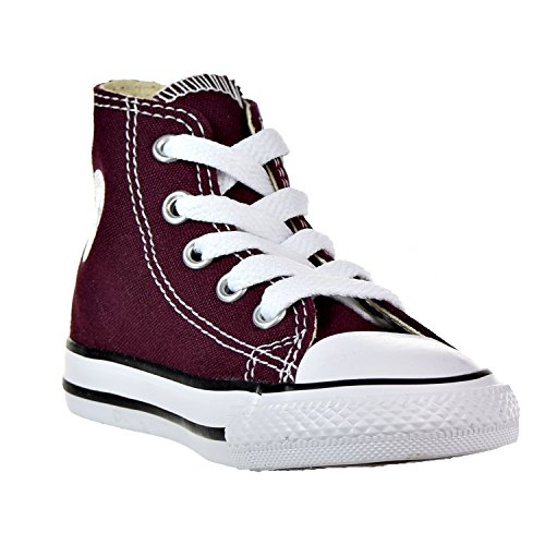 Star Bordeaux Taylor All Baskets Femmes Chuck Converse Hi tq4S7