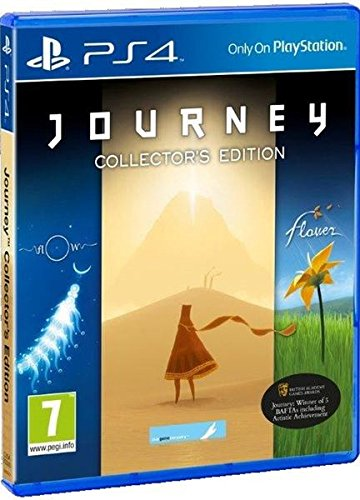- Journey Collectors Edition (PS4)
