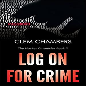 Log on for Crime Audiobook