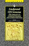 img - for Embassy to Constantinople (Everyman's Library (Paper)) by Liudprand Of Cremona (1993-05-15) book / textbook / text book