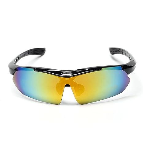 Occhiali ciclismo sport all' aria aperta bici Miope occhiali polarizzati per uomini e donne, e