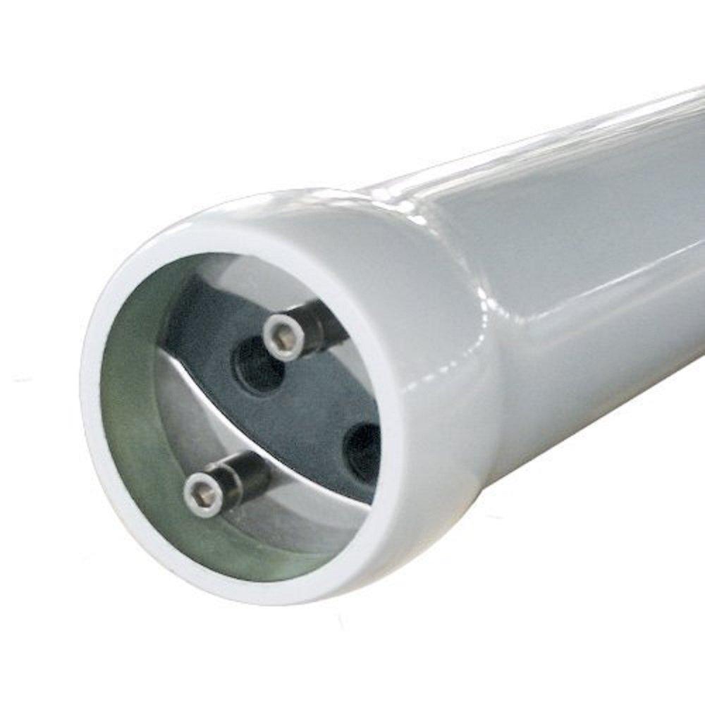 FRP Fiberglass Reverse Osmosis RO Pressure Vessel Membrane Housing 4040 4'' x 40'' 300 PSI 1/2'' Feed & 1/2'' Ports LIKE Codeline or WaveCyber by Coastal Water Filters