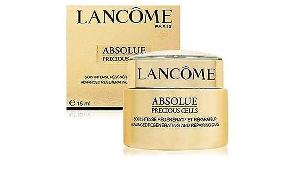 3 Pack Lancome absolue Precious Cells regeneración y reparación crema 15 ml: Amazon.es: Belleza