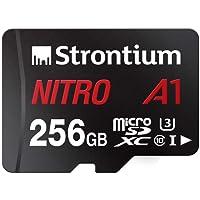 Strontium SRN256GTFU3A1AMemory Card, 256GB