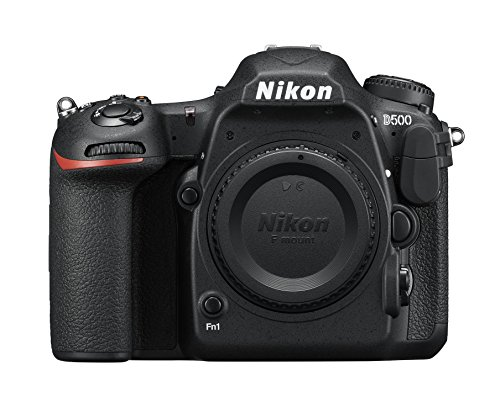 NIKON D500 DX-Format Digital SLR Body (Body Only)
