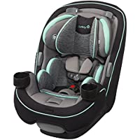 Safety 1st Grow and Go 3-in-1 Convertible Car Seat (Aqua Pop)