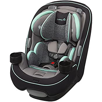 Safety 1st Grow And Go 3 In 1 Convertible Car Seat Aqua Pop