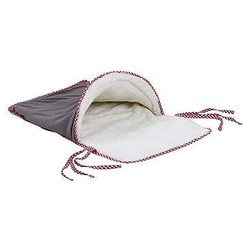 Zay - Saco de Dormir para Gato (Papel de Sonido, túnel de Juego,