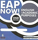 img - for EAP Now! Audio Double CD-ROM: English for Academic Purposes by Kathy Cox (2010-12-23) book / textbook / text book