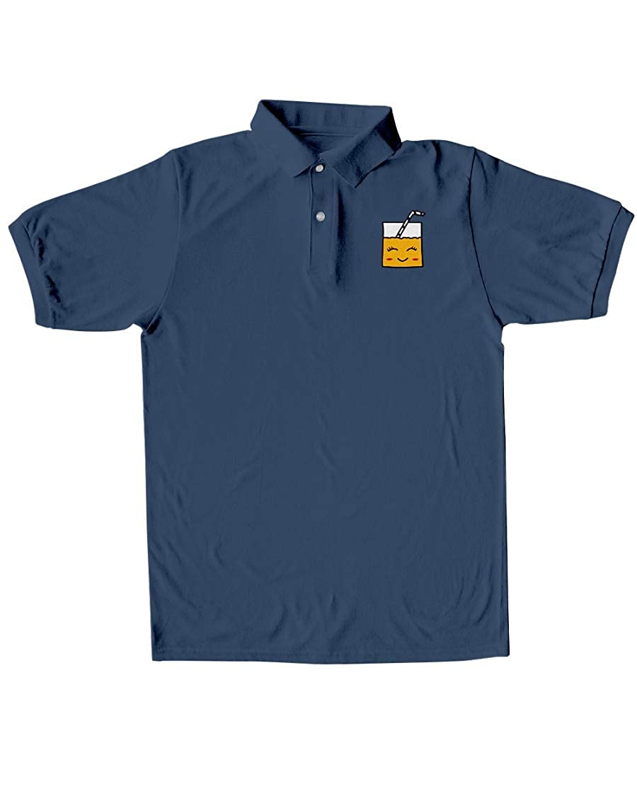 Luis Dubons TS Smiley Juice Classic Polo Navy XL
