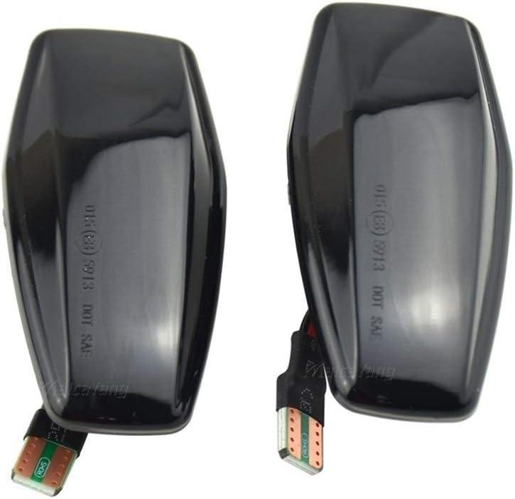 XSHUIQUAN Dynamic Turn Signal Light LED Side Marker Fender Indicator Lamp For Hyundai Elantra XD I10 Getz Sonata XG Tucson Terracan Coupe