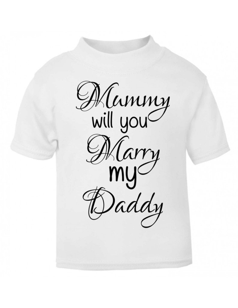 Mummy Will You Marry My Daddy Surprise Proposal Idea Pop The ...