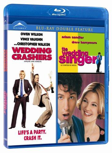 Wedding Crashers / The Wedding Singer [Blu-Ray]
