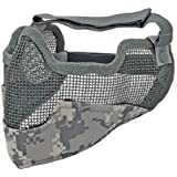 Generic 3G Airsoft Face Mask