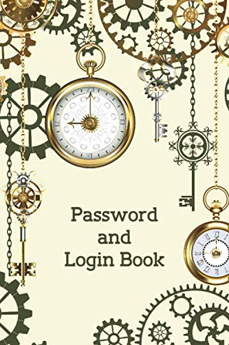 Password and Login Book: Alphabetical Tabs Password Logbook For Old People ; Clock Password Log Book ; Offline Password Keeper Vault ; Offline ... Book ; Simple Password Keeper Organizer