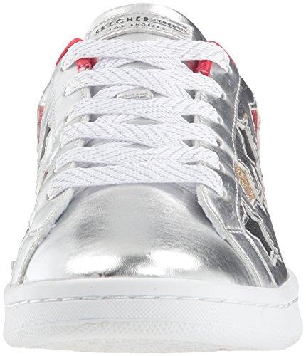 Star Silver Multicolore Fille Baskets Multicolour Lil' Omne Side Skechers gxY0wEaqY