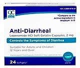 QC Loperamide 2mg Anti-Diarrheal Softgel