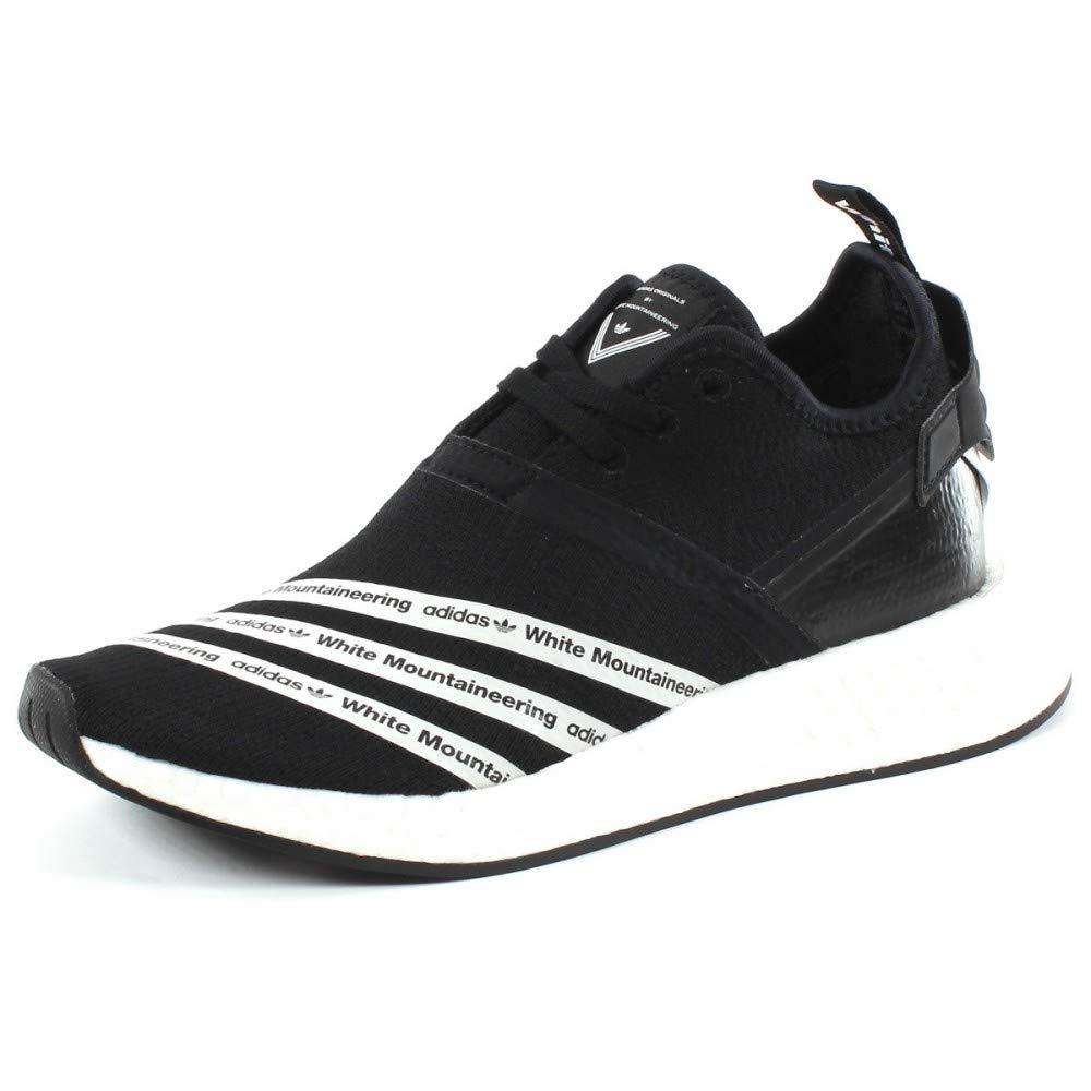 Adidas Wm NMD R2 Pk - cschwarz ftwwht ftwwht, Größe 9.5