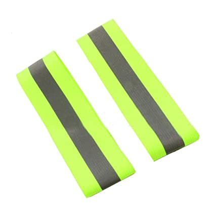 Night Reflective Safety Belt Night Run Armband For Outdoor Sports Night Running Cycling Jogging Arm Strap Luminous Arm Band Special Buy Running