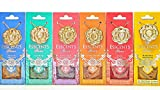 Premium Incense cones variety 6 pack, 180 incense cones plus a holder in each box. flavors contain Ocean Breeze,Jasmine Tea,Morning Blossom,Rose Geranium,Lavender Rosemary,And Sandalwood Spice.