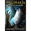 The Quest for Merlin (Magimakía Book 1)