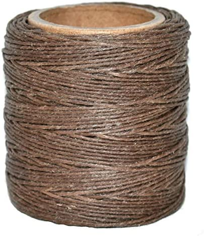 """.020/"""" Waxed Poly Cord 1 Ply"""