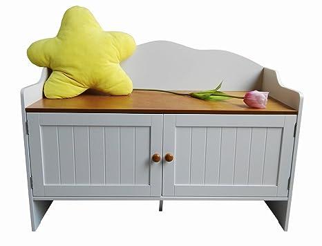 Homecharm Sitzbank und Stauraum, HC-038: Amazon.de: Küche ...