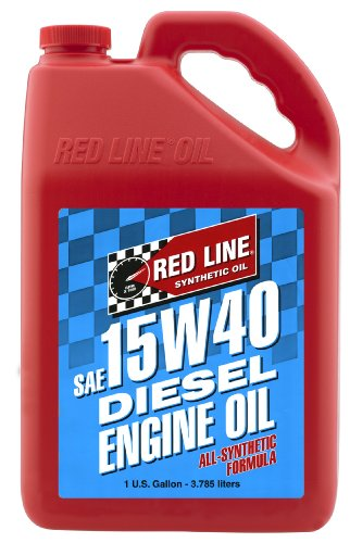 Red Line 15W 40 Diesel Oil product image