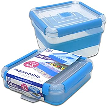Amazon Com Collapsible Lunch Box Best Bento Silicone