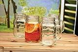 Yorkshire Mason Jar Mug, 17.5 oz., 4 Pieces