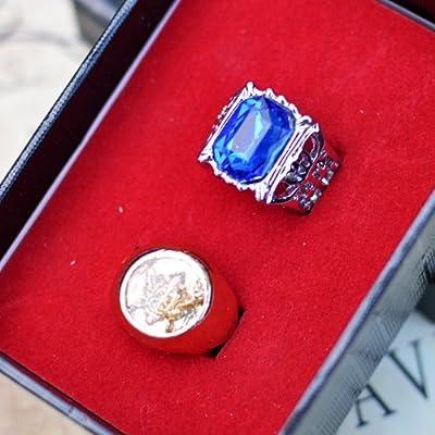 accessoires de Cosplay Black Butler Ciel Phantomhive anneau fix? 077 (japan import)